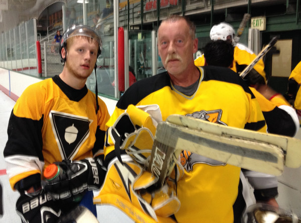 Casey Carpenter and Bob Sewell.